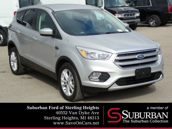 2017 Ford Escape in Sterling Heights, MI