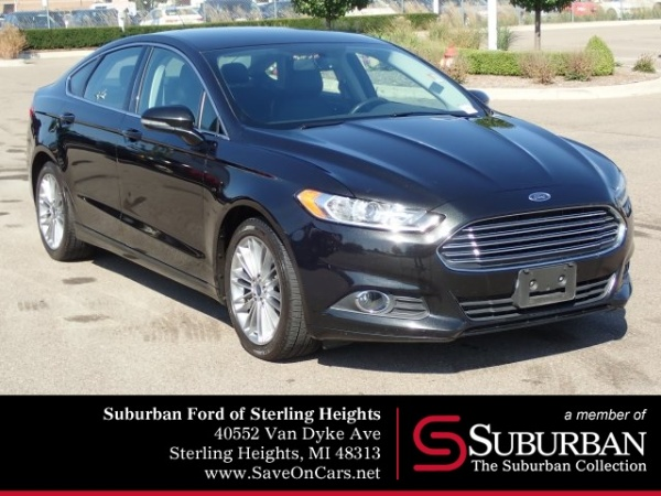 2014 Ford Fusion in Sterling Heights, MI