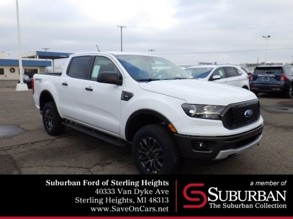 2020 Ford Ranger in Sterling Heights, MI