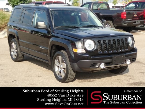 2016 Jeep Patriot in Sterling Heights, MI