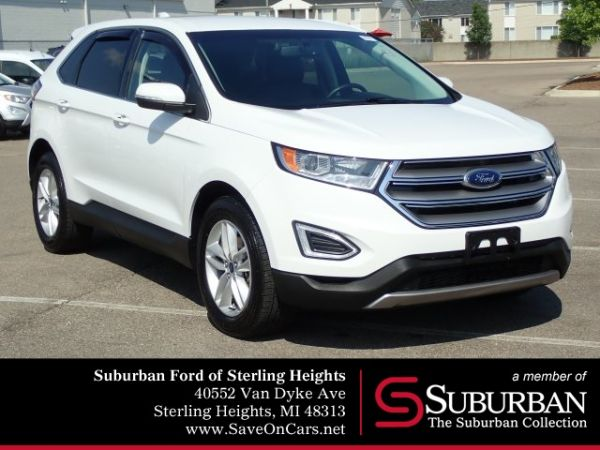 2017 Ford Edge in Sterling Heights, MI
