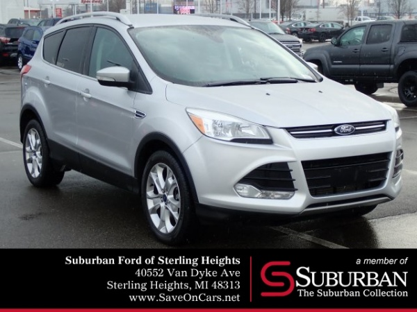 2016 Ford Escape in Sterling Heights, MI