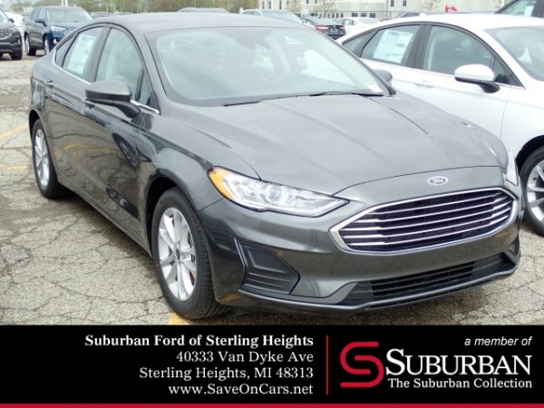 2020 Ford Fusion in Sterling Heights, MI