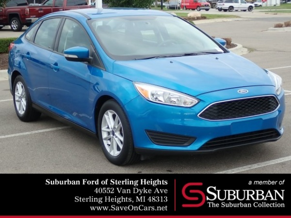 2016 Ford Focus in Sterling Heights, MI