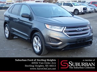 Ford Edge Se Fwd For Sale In Sterling Heights Mi