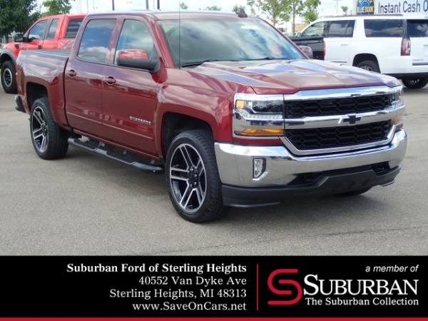 2016 Chevrolet Silverado 1500 in Sterling Heights, MI