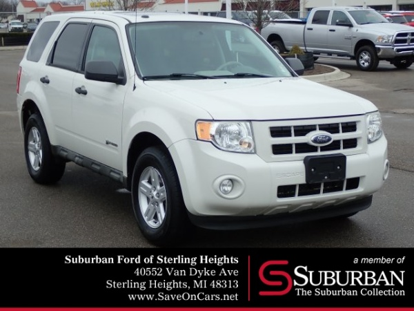 2009 Ford Escape in Sterling Heights, MI