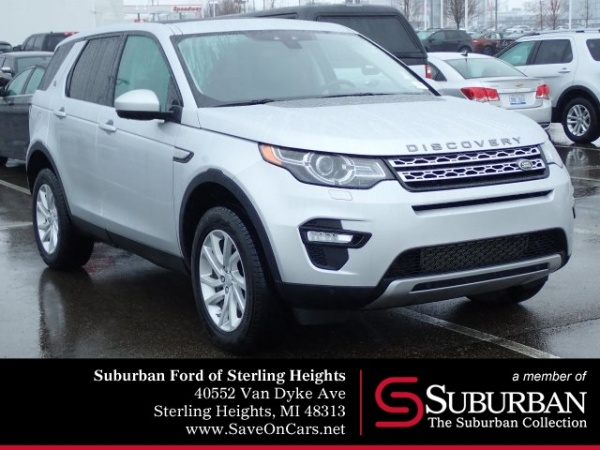 2016 Land Rover Discovery Sport in Sterling Heights, MI
