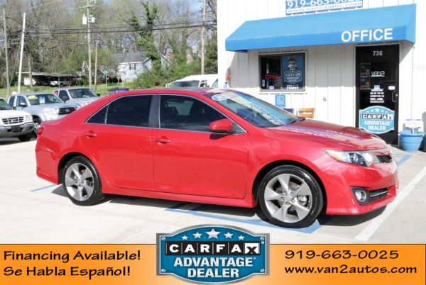 2012 Toyota Camry in Siler City, NC