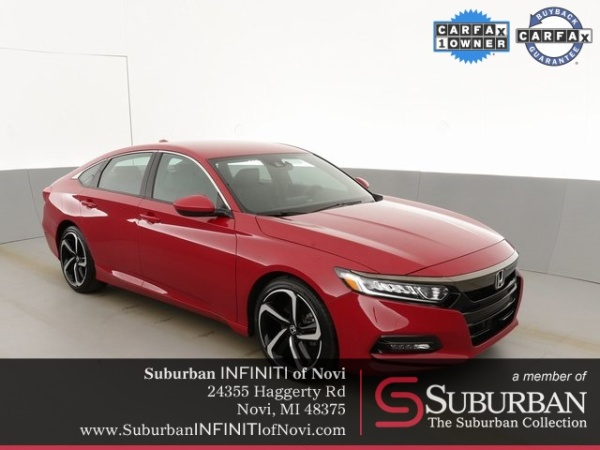 2018 Honda Accord in Novi, MI