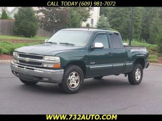 Used 2002 Chevrolet Silverado 1500s For Sale Truecar