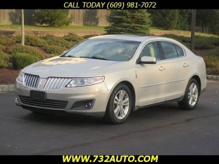 Lincoln Mks For Sale >> Used 2009 Lincoln Mkss For Sale Truecar