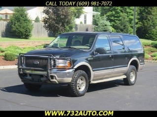 2000 Ford Excursion Limited 4WD For Sale In Hamilton NJ