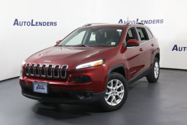 2016 Jeep Cherokee in Williamstown, NJ