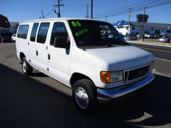 a471b0aaa5 2006 Ford Econoline Cargo Van E-250 For Sale in Lakewood