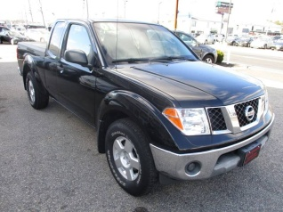 2008 Nissan Frontier Se King Cab 4wd Manual For In Lakewood Nj