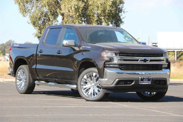 2020 Chevrolet Silverado 1500 in Tracy, CA