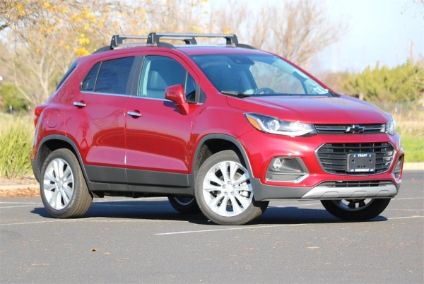 2020 Chevrolet Trax in Tracy, CA