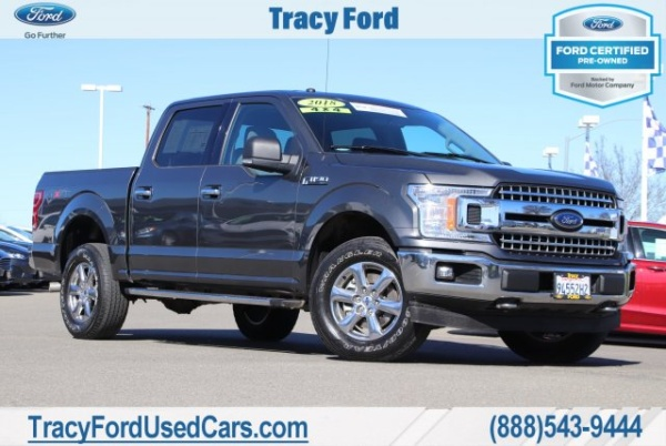 2018 Ford F-150 in Tracy, CA