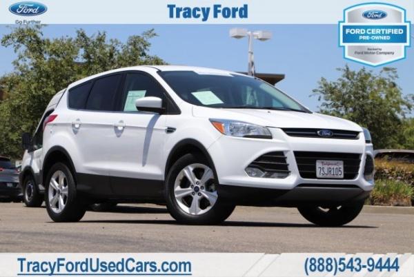 2016 Ford Escape in Tracy, CA