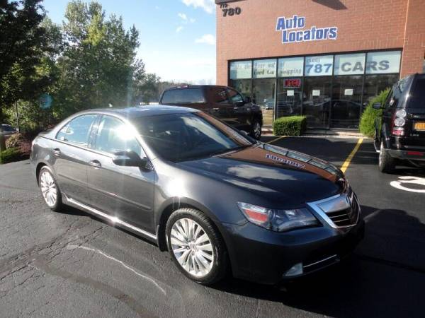 2012 Acura RL with Technology Package