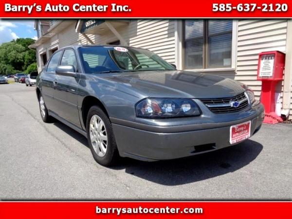 2004 Chevrolet Impala in Brockport, NY