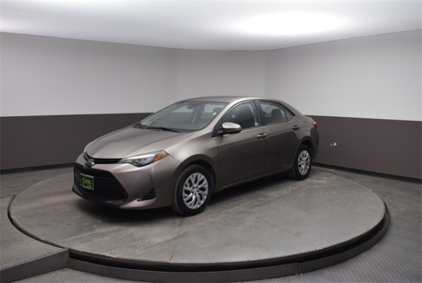 2018 Toyota Corolla in Sugar Land, TX