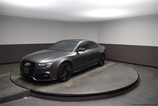 2016 Audi A5 in Sugar Land, TX