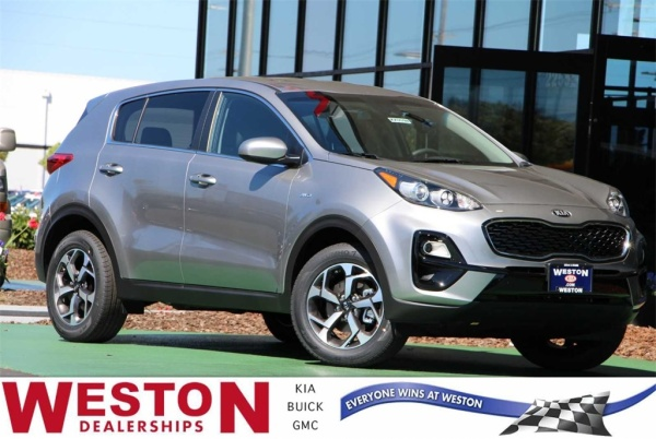 2020 Kia Sportage in Gresham, OR