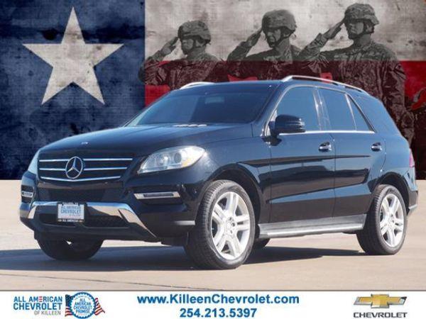 2014 Mercedes-Benz M-Class in Killeen, TX