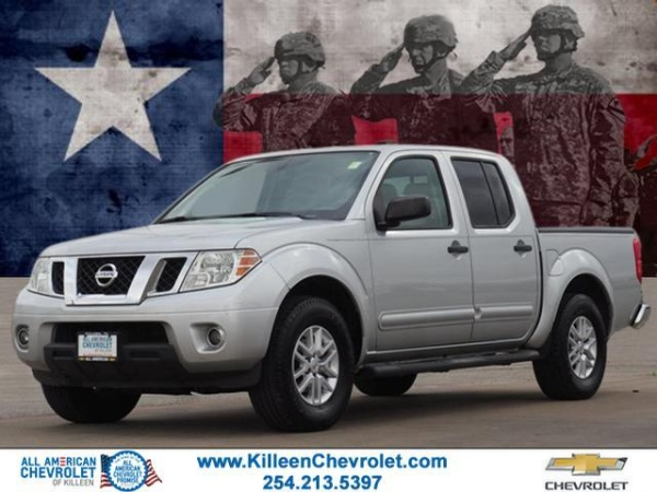 2015 Nissan Frontier in Killeen, TX