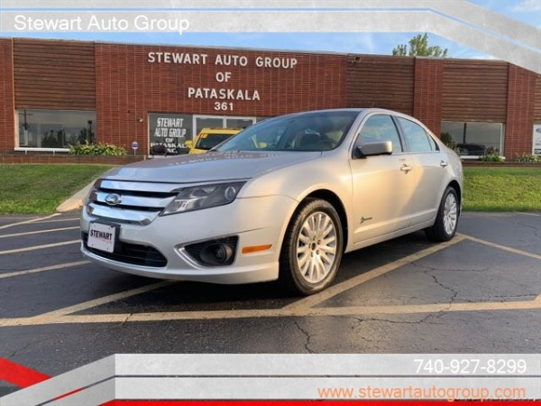 2011 Ford Fusion in Pataskala, OH