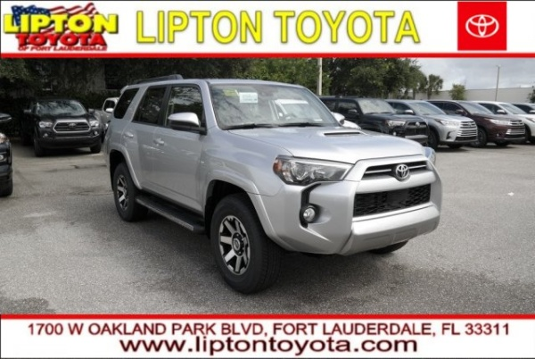 2020 Toyota 4Runner in Fort Lauderdale, FL