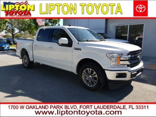 2019 Ford F-150 in Fort Lauderdale, FL