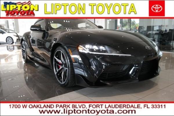 2020 Toyota GR Supra in Fort Lauderdale, FL