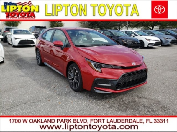 2020 Toyota Corolla in Fort Lauderdale, FL