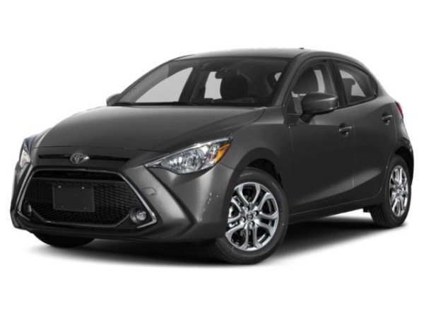 2020 Toyota Yaris Hatchback