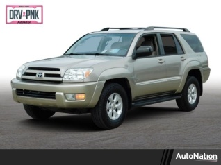 Used 2003 Toyota 4Runner SR5 V6 RWD Automatic For Sale In Lewisville, TX