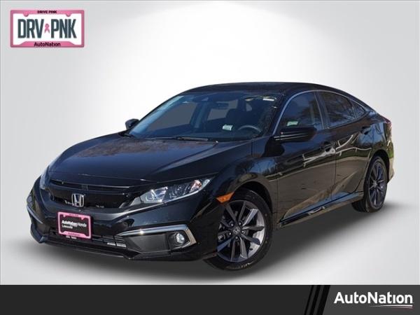 2020 Honda Civic in Lewisville, TX