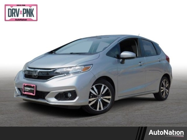 2019 Honda Fit EX-L with Navigation CVT For Sale in Lewisville, TX