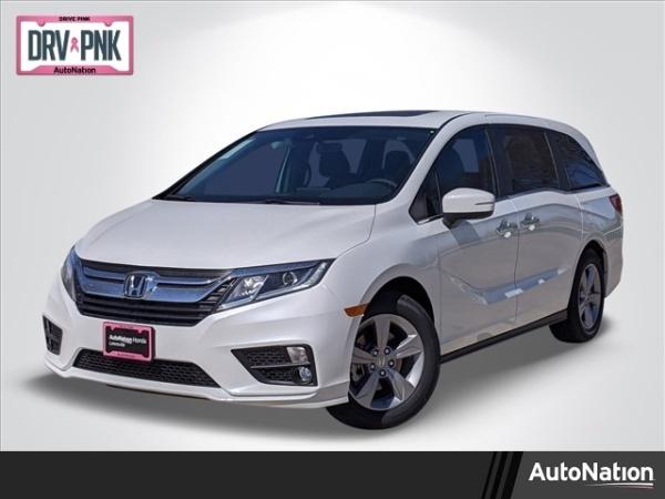 2020 Honda Odyssey in Lewisville, TX