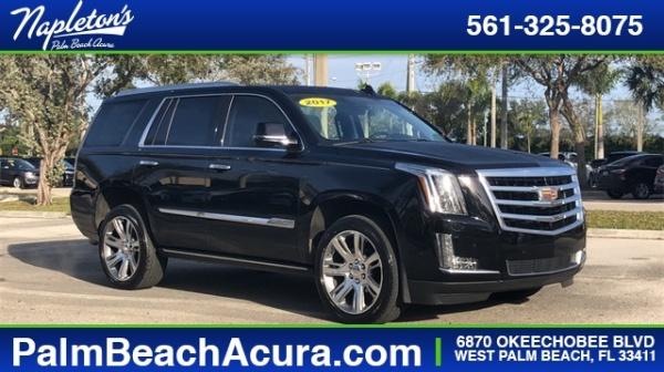 2017 Cadillac Escalade in West Palm Beach, FL