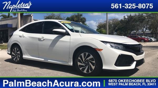 2017 Honda Civic in West Palm Beach, FL