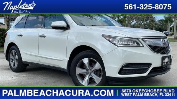 2016 Acura MDX MDX