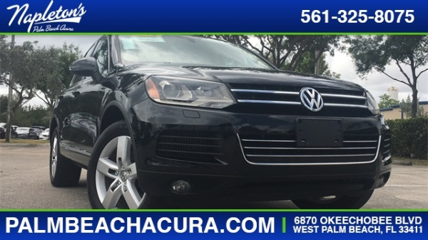2012 Volkswagen Touareg in West Palm Beach, FL