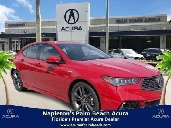 2019 Acura TLX in West Palm Beach, FL