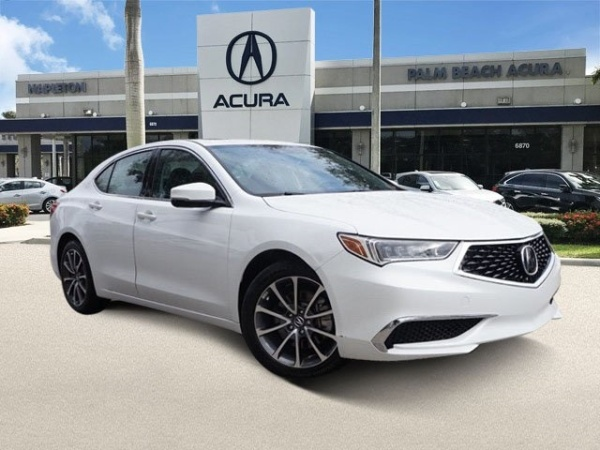 2018 Acura TLX 3.5L FWD