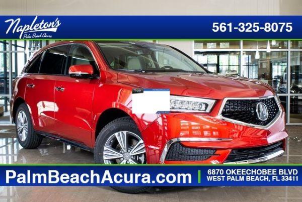 2020 Acura MDX in West Palm Beach, FL