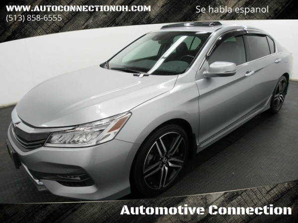 2016 Honda Accord In Fairfield Oh