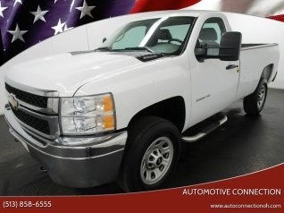 Used Chevy 2500 For Sale >> Used Chevrolet Silverado 2500hd For Sale In Englewood Oh 44 Used